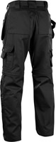 Blaklader 15381860 Werkbroek Zip Off-2