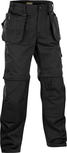 Blaklader 15381860 Werkbroek Zip Off