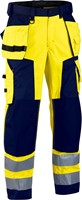 Blaklader 15672517 Werkbroek Softshell High Vis-1