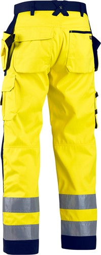 Blaklader 15681811 Werkbroek High Vis-2