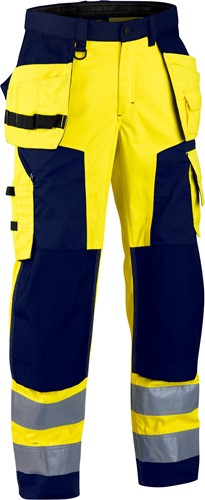 Blaklader 15681811 Werkbroek High Vis-1