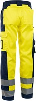 Blaklader 15931804 Dames Werkbroek High Vis-2
