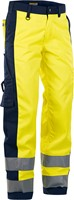 Blaklader 15931804 Dames Werkbroek High Vis-1