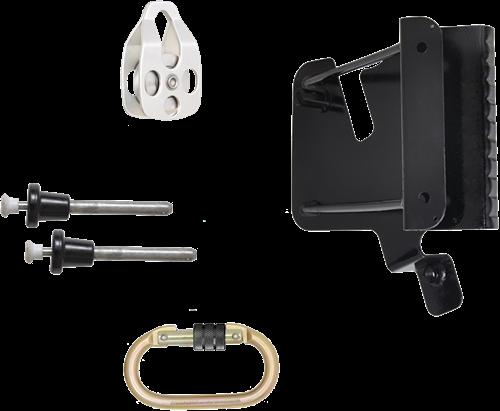 Allrisk 16703 Tripod adapter kit for retractable - Voor XStop Rescue 30 m (16380)