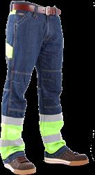 CrossHatch Spijkerbroek Toolbox-FY