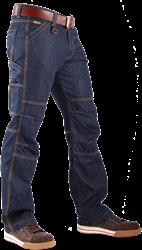 CrossHatch Spijkerbroek Toolbox-S M