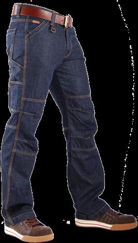 CrossHatch Spijkerbroek Toolbox-M-1