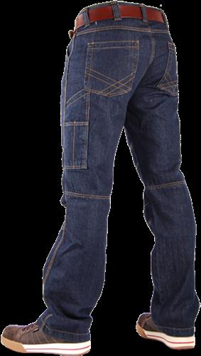 CrossHatch Spijkerbroek Toolbox-M-2