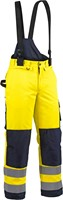 Blaklader 18851900 Winterwerkbroek High Vis-1
