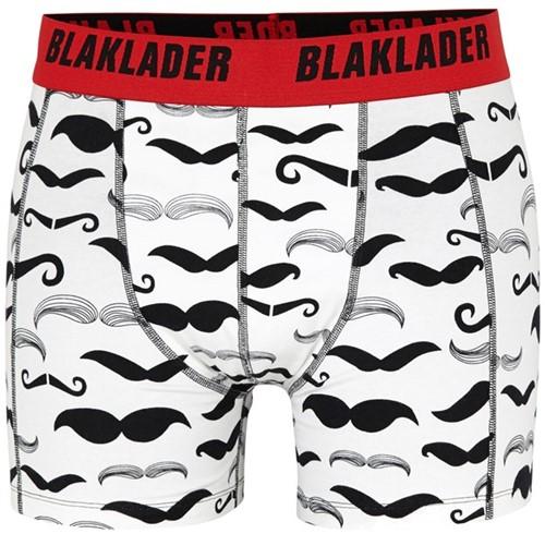 Blaklader 18971166 Boxershorts 2-pack-S-Wit/Rood