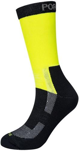 Portwest SK27 Lightweight Hi-Vis Sock