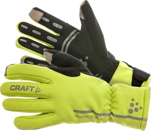 Craft Siberian Handschoenenen-Geel-XS