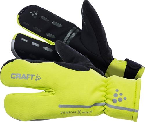 Craft Thersplit Finger Handschoenenen-Geel-XS