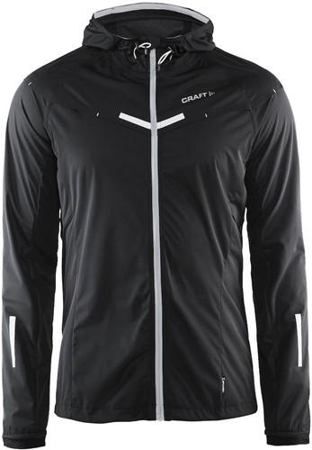 Craft Weather Jacket Jas-Zwart-XS