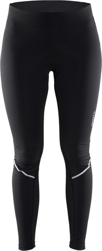 Craft Move Thermo broek Dames-Zwart-XS