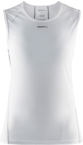 Craft Cool Mesh Superlight Top-Wit-XS