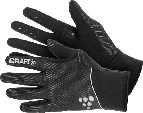 Craft Touring Handschoenen-Zwart-XXS