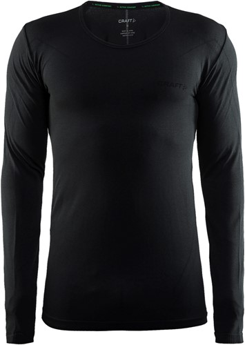 Craft Active Comfort Shirt-Zwart-XS