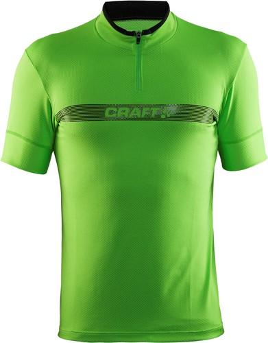 Craft Pulse Jersey T-Shirt-XS-Groen