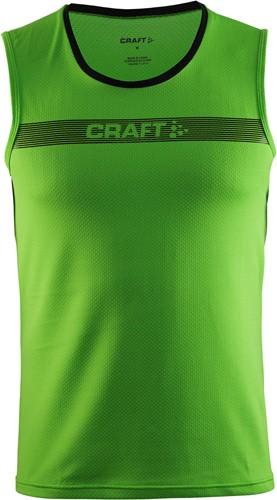 Craft Pulse Jersey SS T-Shirt-XS-Groen