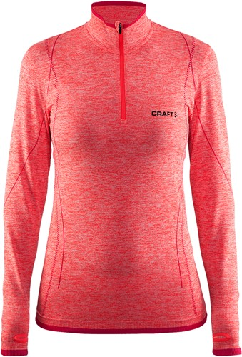 Craft Active Comfort Zip Sweater-XS-Roze
