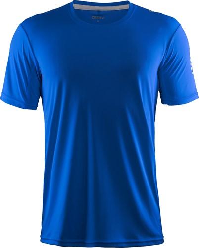 Craft Mind SS T-Shirt-110-Swed. Blauw