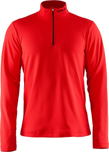 Craft Shift Polo Heren-Rood-XXL