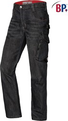 BP  Worker jeans 1990-038 - Zwart