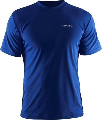 Craft Active Run T-Shirt-Blauw-XS