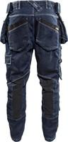 Blaklader 19991141 Baggy Denim Stretch X1900-2