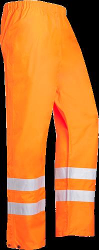 Sioen Bitoray Signalisatie Regenbroek-S-Fluo Oranje