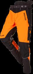 SIP Zaagbroek 1SBW-013 - Grijs/Oranje
