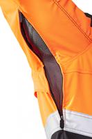 SIP Zaagtuniek 1SIS 908 - Grijs/Oranje-XS-3