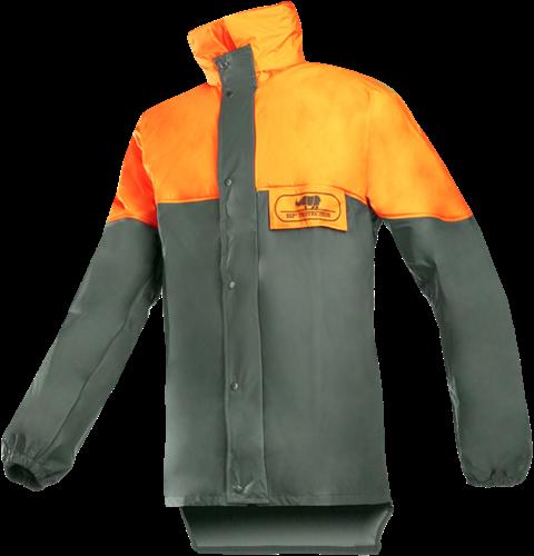 SIP Regenjas 1SJ3-041 Groen/Khaki-S