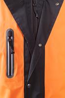 SIP Regentuniek Oranje/Zwart-S