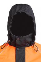 SIP Regentuniek Oranje/Zwart-S-3