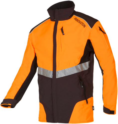SIP Werkjas 1SMW-013 Grijs/Oranje-S-1