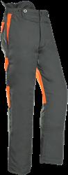 SIP Zaagbroek 1SQX-506- Groen/Fluo Oranje