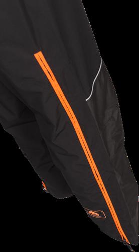 SIP Regenbroek 1SRR-146-Zwart/Oranje-S-3
