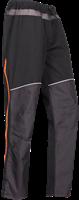 SIP Regenbroek 1SRR-146-Zwart/Oranje-S-1