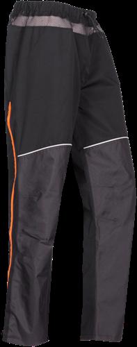 SIP Regenbroek 1SRR-146-Zwart/Oranje-S