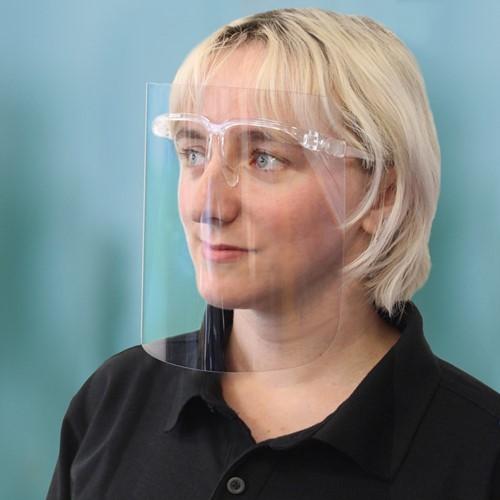 Portwest CV12 Face Shield Glasses  (100 stuks)