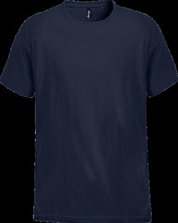 Acode T-shirt-XS-Donker marineblauw