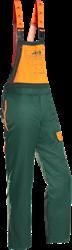 SIP Zaagoverall 1SG7-526 - Groen/Oranje