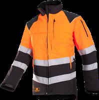 SIP Zaagtuniek 1SIS 908 - Grijs/Oranje-XS-1