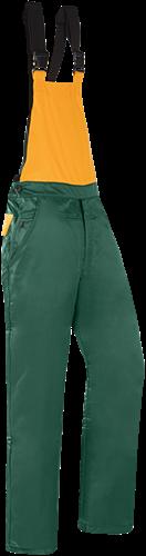 SIP Zaagoverall 1XIG-526 - Groen/Oranje