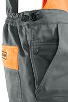 SIP Zaagoverall 1XTG-506 - Groen/Hi-Vis Oranje-3