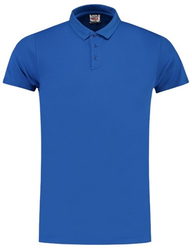Tricorp 201013 Poloshirt  Cooldry Slim Fit -XS-Royaal Blauw