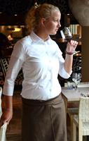 Dames blouse Julie 3/4 mouw - Wit-2