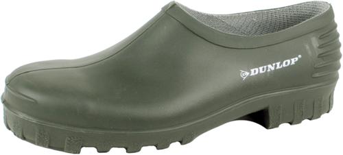 Dunlop 814V Klomp PVC - groen